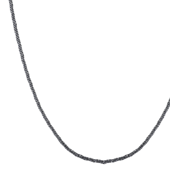 Sterling Silver Rope Chain - Thin