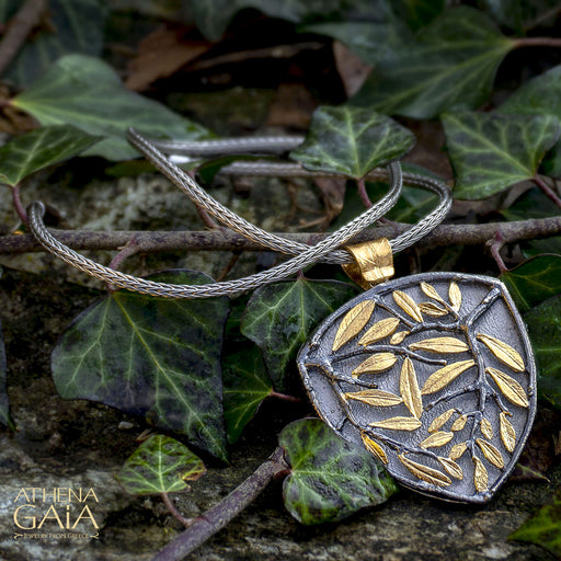 Softri Tree Pendant
