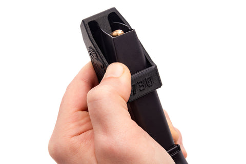 RAE-730 SCCY CPX-2 9mm Speedloader Magazine Loader, Easy Clip Assist