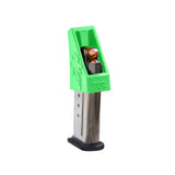 RAE-702 Beretta BU9 Nano 9mm Speedloader Magazine loader Magloader Clip Assist Green