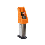 RAE-702 Beretta BU9 Nano 9mm Speedloader Magazine loader Magloader Clip Assist Orange