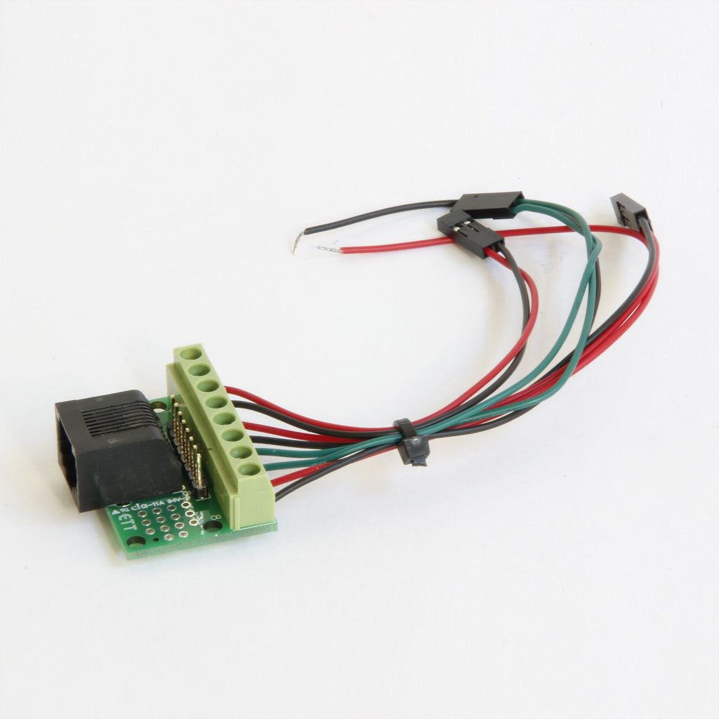 RJ-45 Board with Screw Terminal