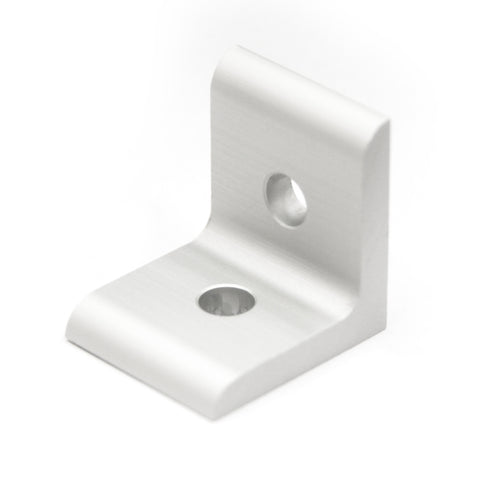 Aluminum 90 Degree Bracket - 2 Hole
