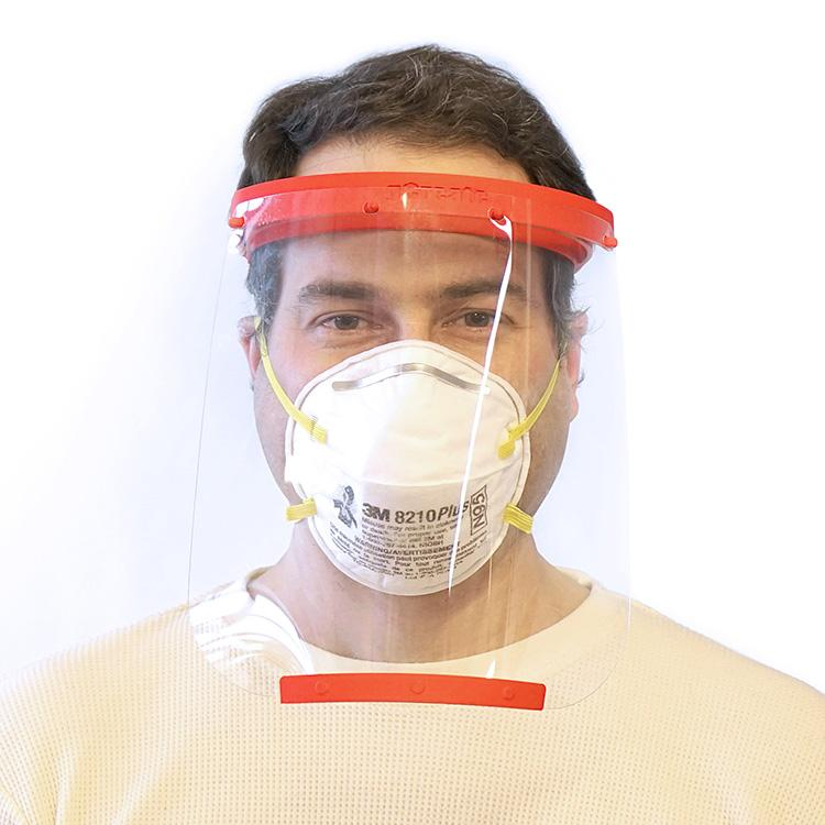 Reusable Protective Face Shields - PPE (Bundled Packs)