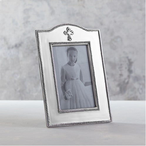 BABY Cross Vertical Frame | 4 x 6