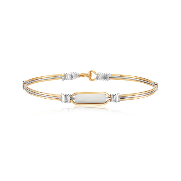 A Moment in Time Bracelet | Ivory Mother of Pearl