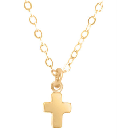 Believe Necklace | 14kt Gold Filled