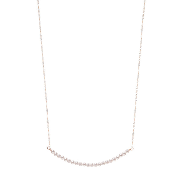 Pearl Bliss Promise Necklace