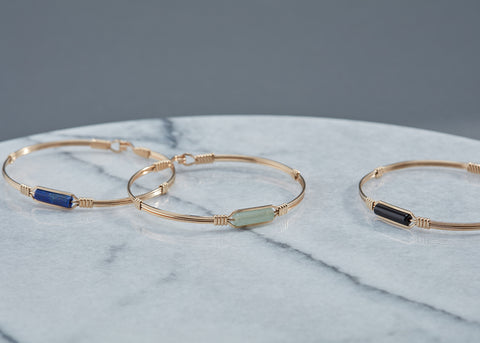 A Moment in Time Bracelet | Onyx
