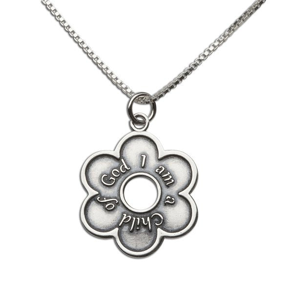 Child of God Flower Necklace
