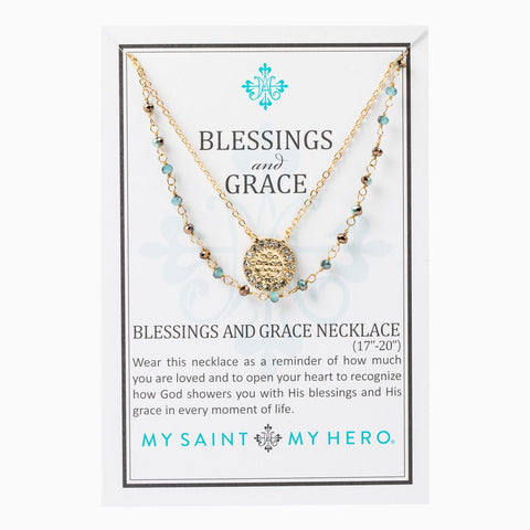 Blessings and Grace Necklace