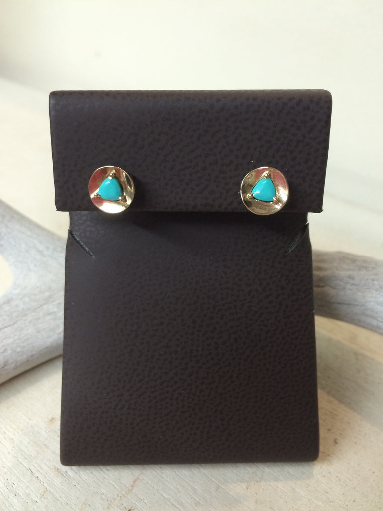 Joan Pod Stud Earrings