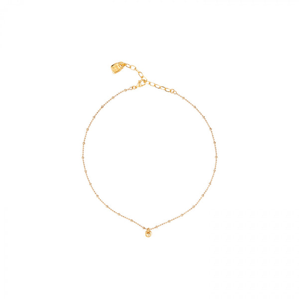 Bright Star Gold Necklace
