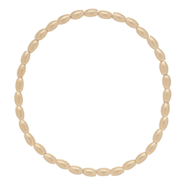 Harmony Small Gold Bead Bracelet | 14kt Gold Filled