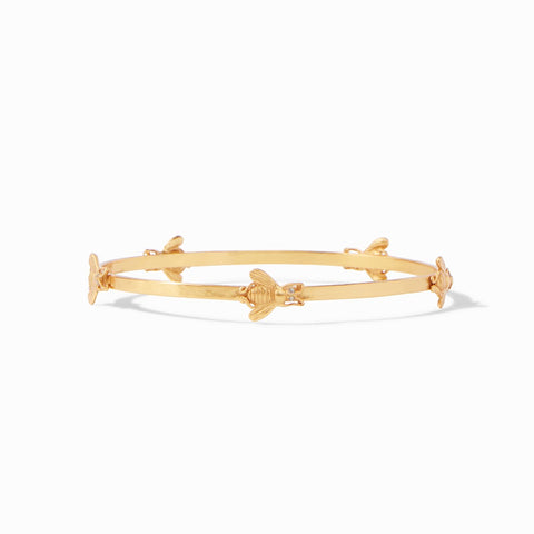 Bee Bangle in Gold
