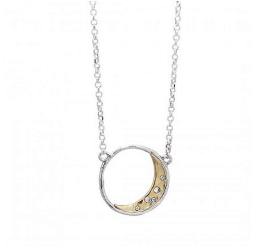Otherworld Necklace - Moon