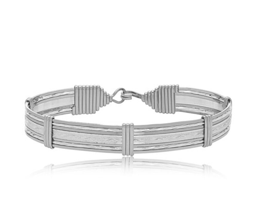 Inner Beauty Wide Bracelet