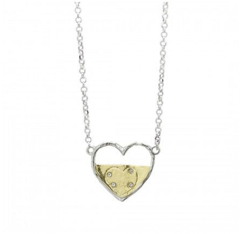 Otherworld Necklace - Heart