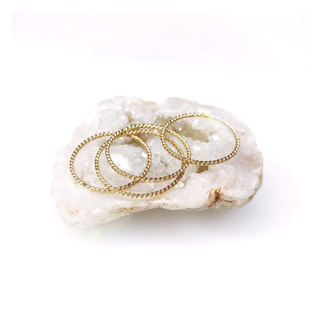 Rope Stacking Rings