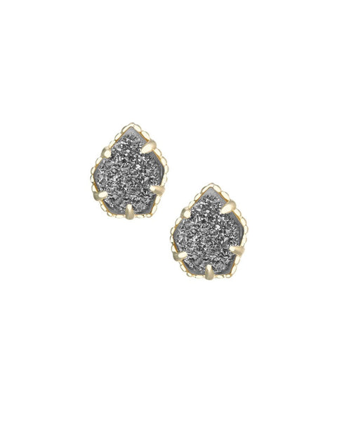 4ade958ea Tessa Stud Earrings in Drusy – Michele Jewelry