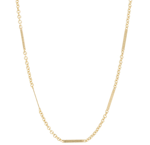 Simplicity Bliss Gold Chain