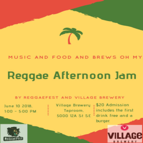 Raggaefest Afternoon Jam