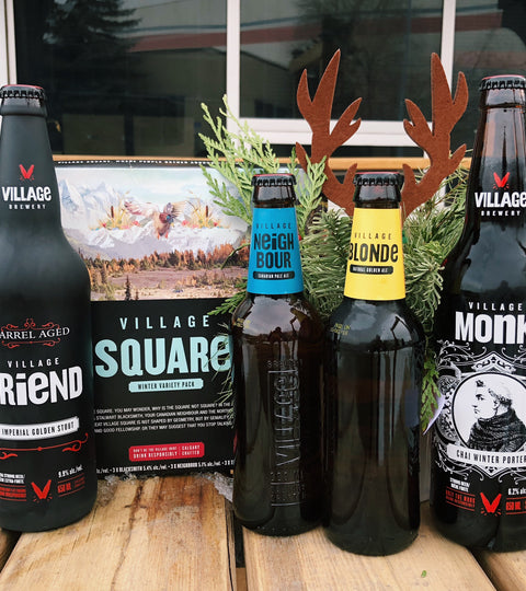 Six Village Beers to Pair With Christmas Dinner