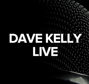 Dave Kelly Live