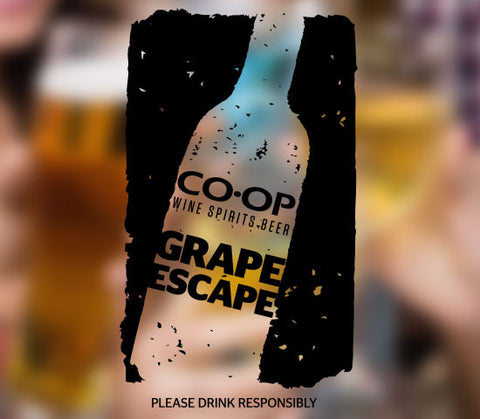 CO-OP Grape Escape