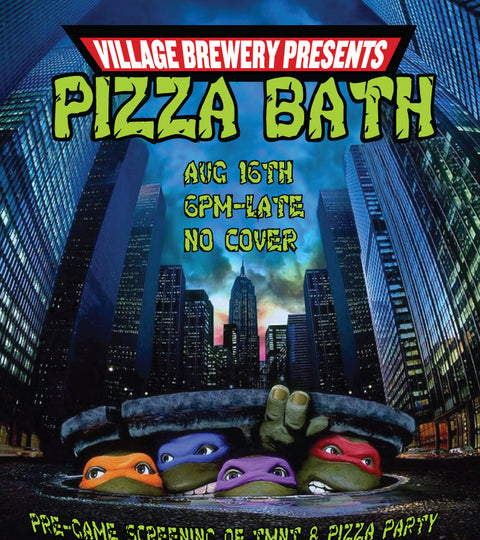 Village Cask Sessions: Pizza Bath