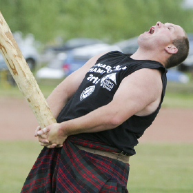Calgary Highland Games
