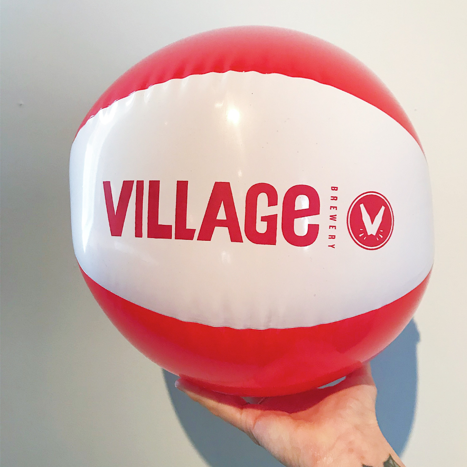 Village Beachball