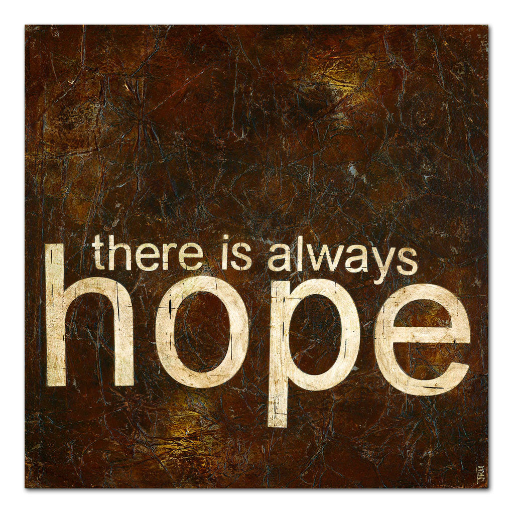 there is always hope encouraging art