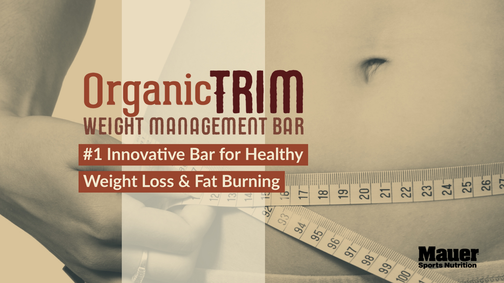 Organic Trim: #1 Innovative Bar For Healthy Weight Loss & Fat Burning