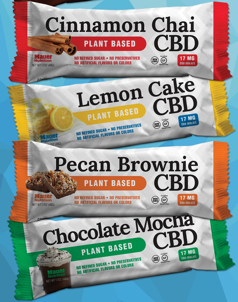 Pecan Brownie CBD