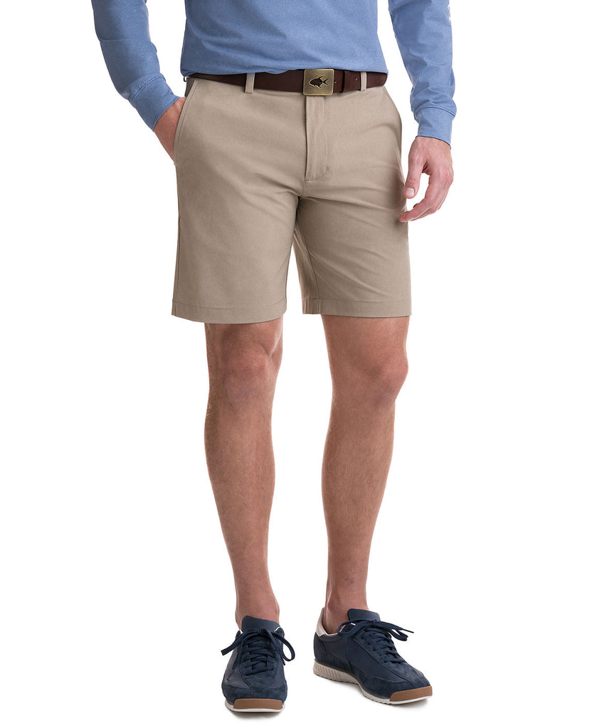 "8"" Khaki Performance Shorts"