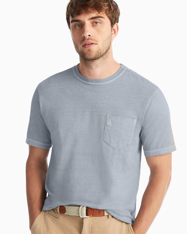 Dale T Shirt in Steel
