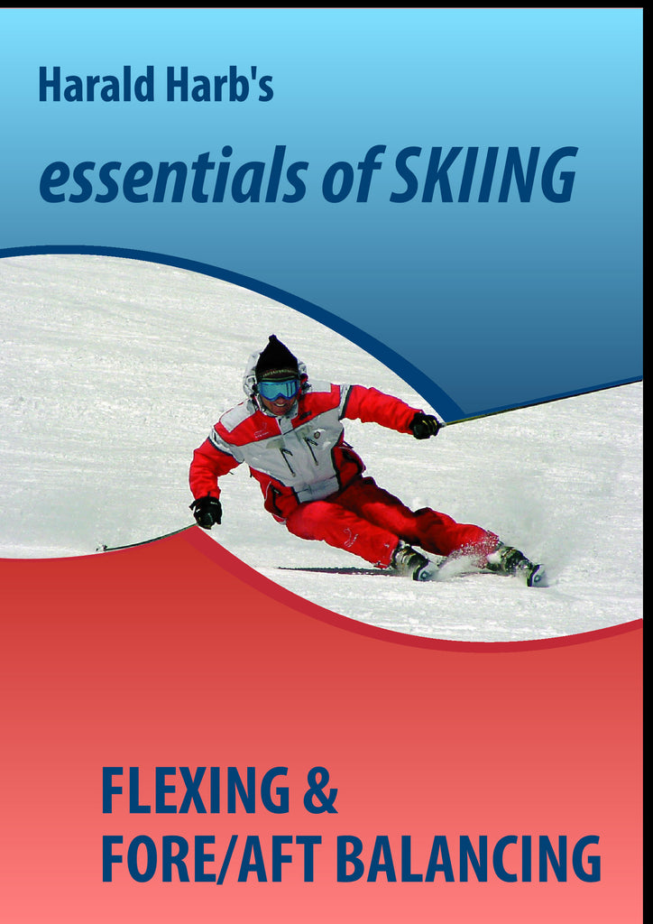 Essentials 3 Flexing & Fore/Aft DVD