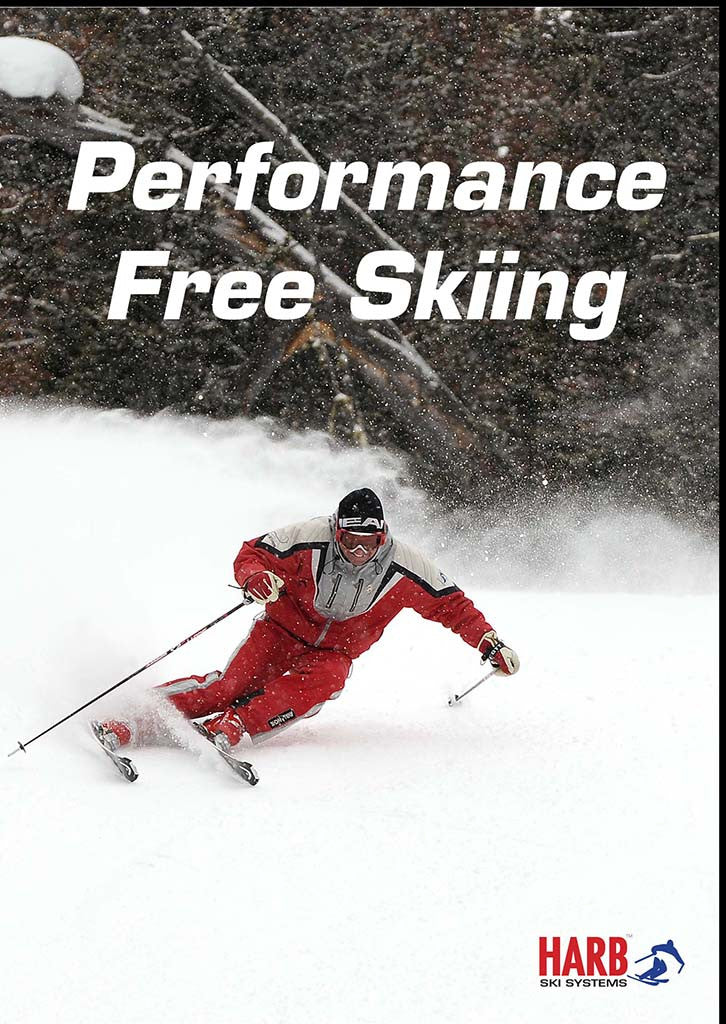 Performance Free Skiing DVD