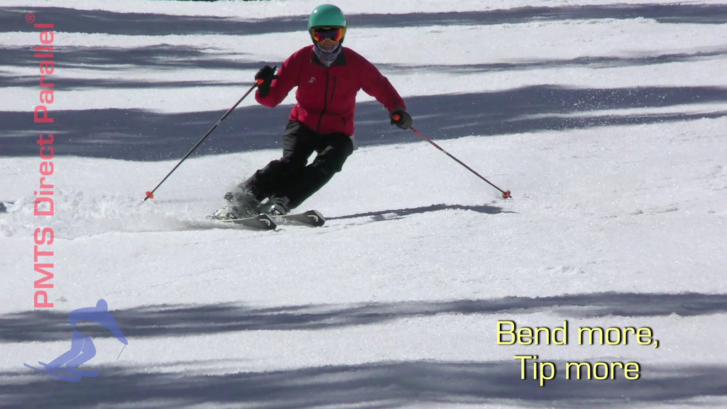 Tighten the Radius of Your Turns eVideo