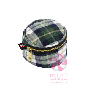 "Kilt 6"" Button Bag"