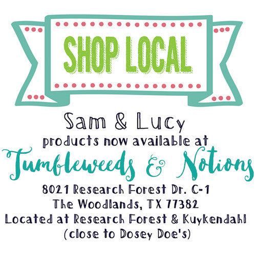 Shop Local at Tumbleweeds & Notions