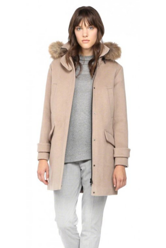 Annick Wool Coat