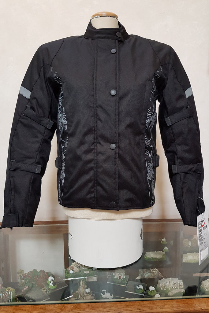 fd0acc6e98afb Bull Faster Inc. Motorcycle Jacket  3322