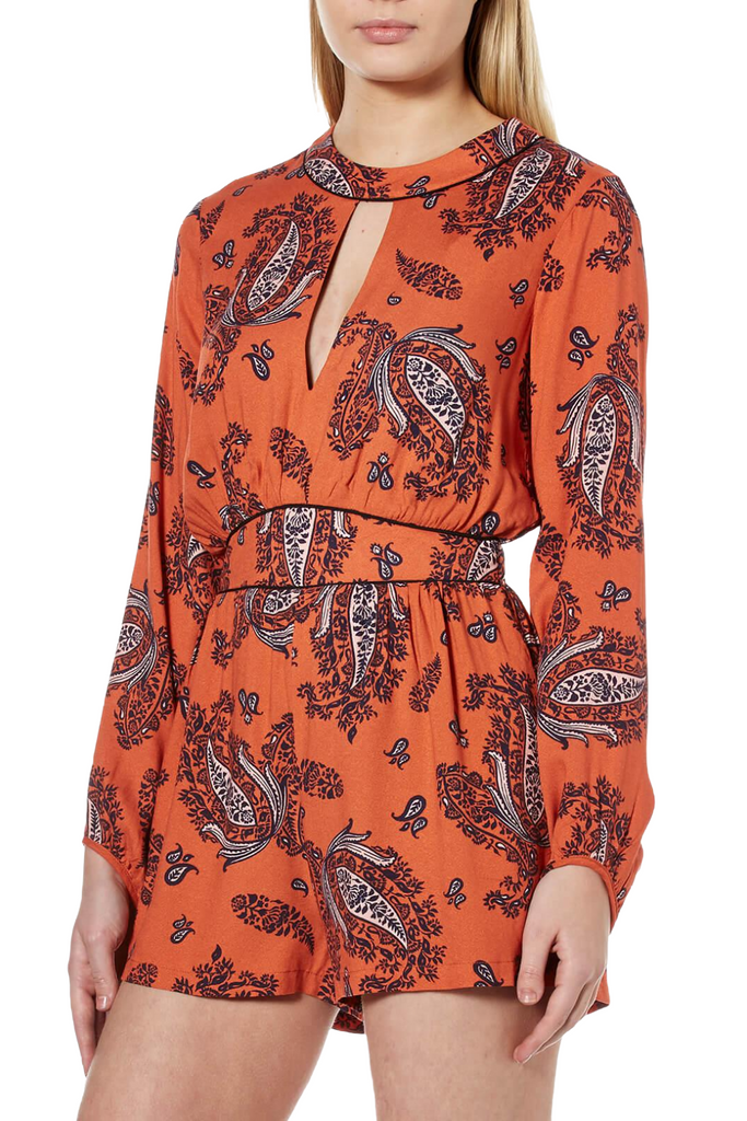 Spice of Life Playsuit
