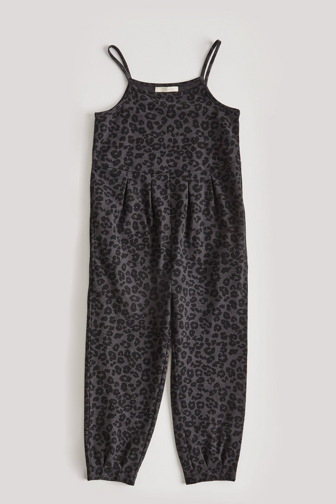 Spencer Leopard Jumper