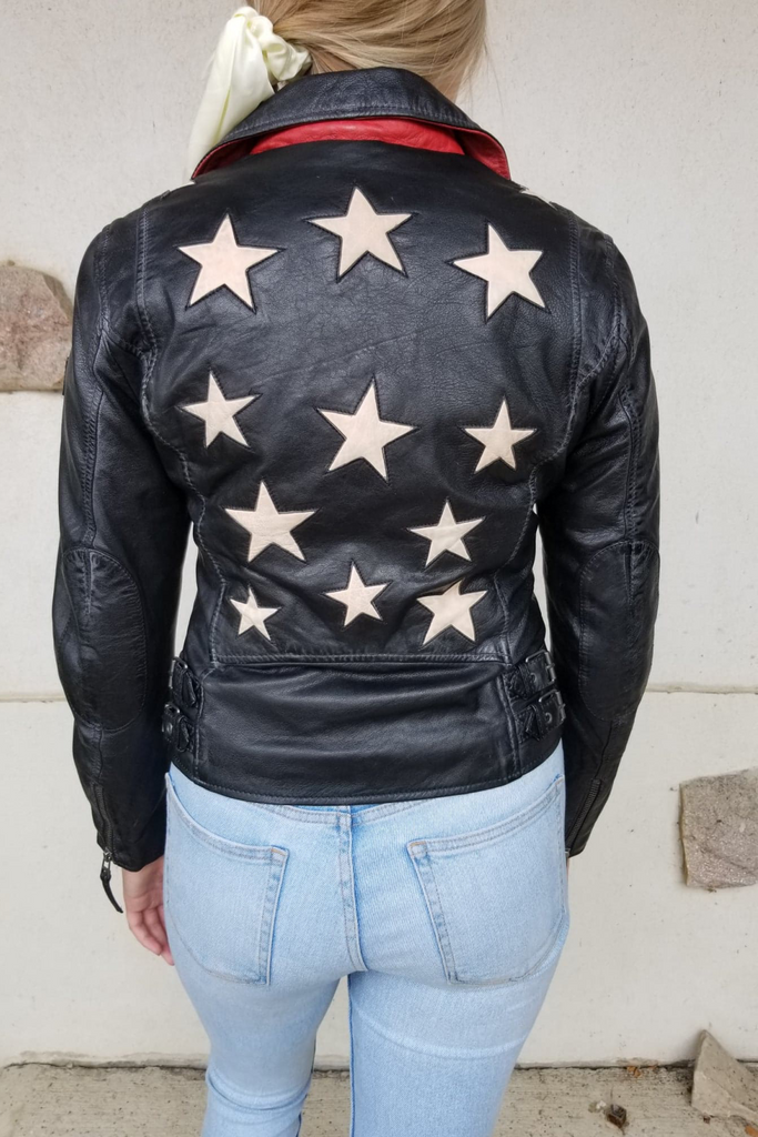 Christy Star Jacket