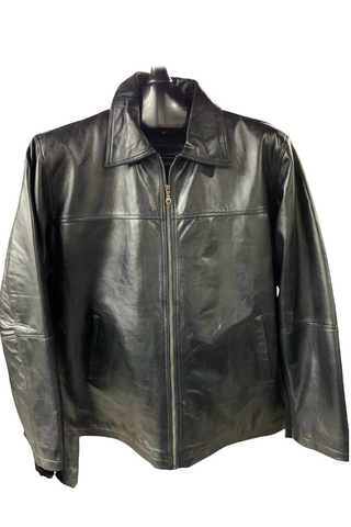 Oversized Cruze Lambskin Leather