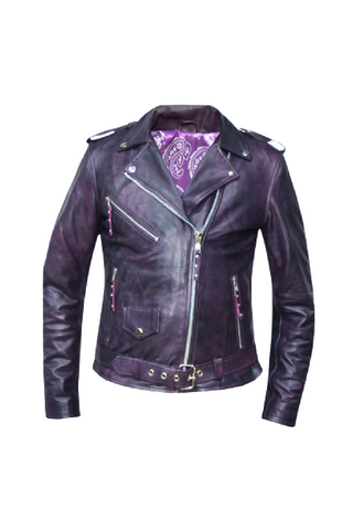 Unik Premium Leather Jacket