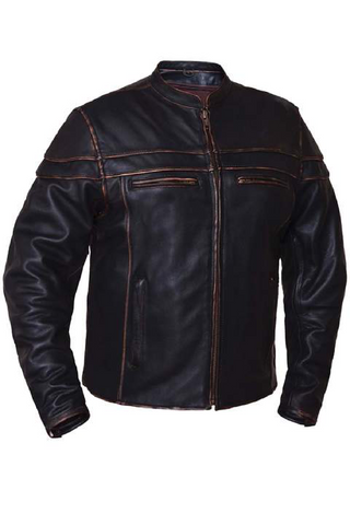 Ultra Leather Colorado Jacket